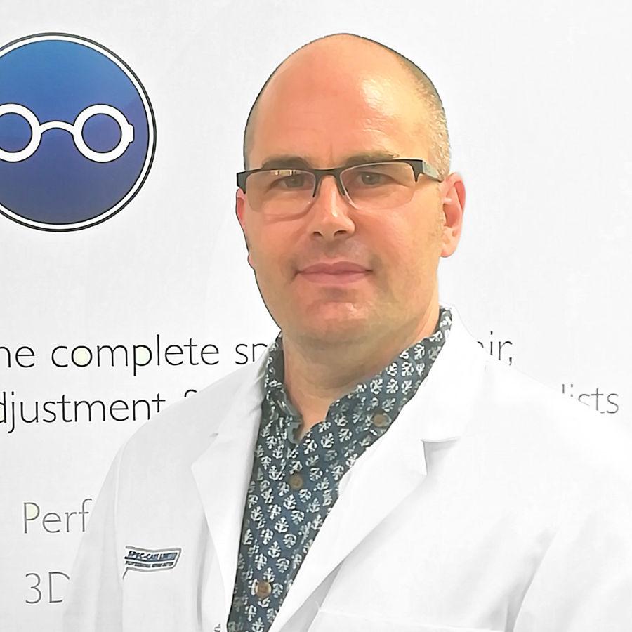Rob Barrow FBDO SMC (Tech)